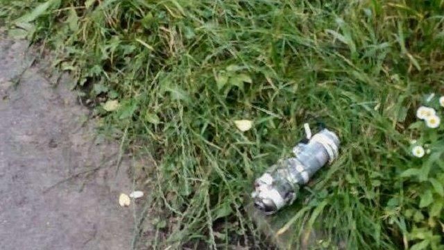 На території львівської школи виявили саморобну вибухівку