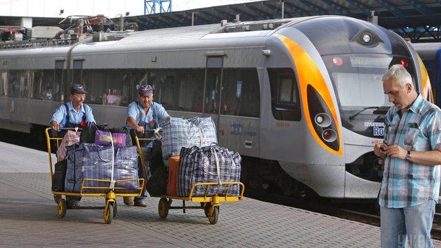 Квитки на потяг «Інтерсіті» до Перемишля відтепер можна придбати онлайн