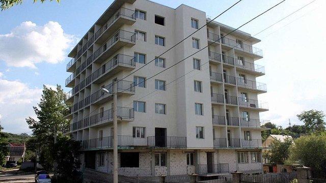 Суд дозволив знести 7-поверховий будинок у Львові