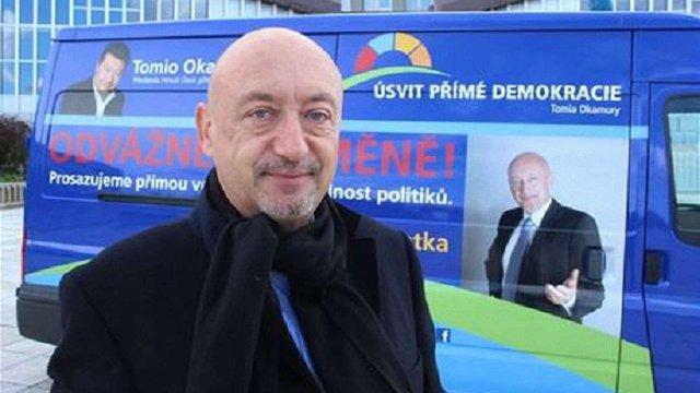 В Україну не впустили чеського депутата, який був спостерігачем на «референдумі» в Криму
