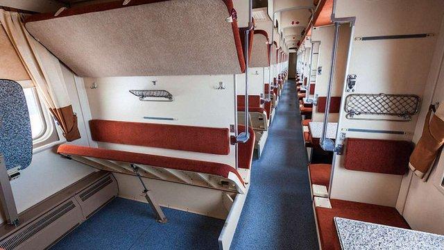 У липні та серпні зі Львова їздитиме додатковий потяг до Одеси