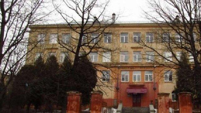 Аварійно-відновлювальні роботи у львівській СШ №44 коштуватимуть ₴770 тис.