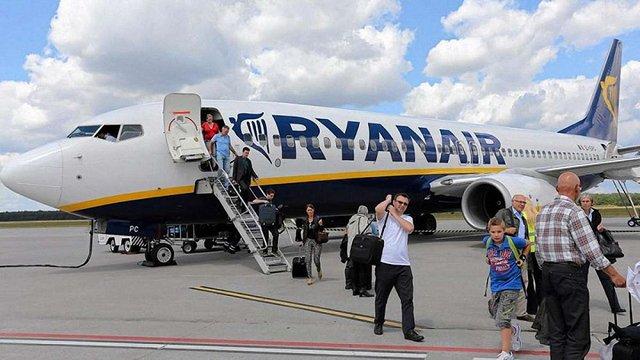 Аеропорт «Бориспіль» підписав угоду про співпрацю з лоукостером Ryanair