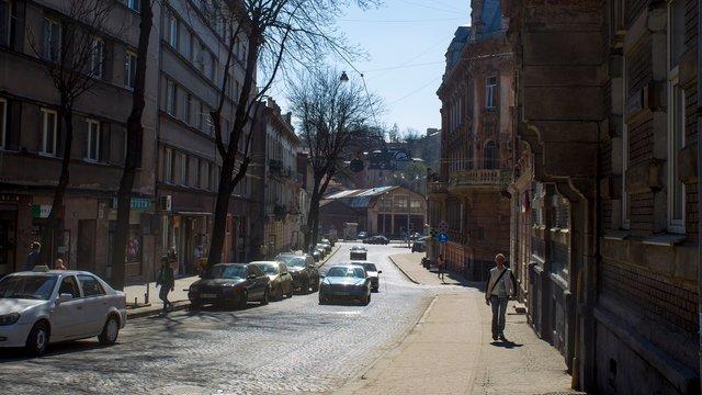 На частині вул. Коперника у Львові ліквідують велодоріжку