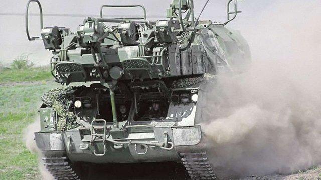 В Україні вперше з 1992 року почали готувати зенітні ракетні підрозділи