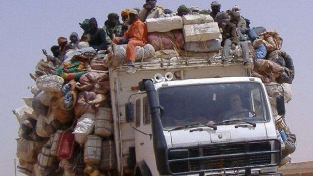 У Центральноафриканській Республіці внаслідок ДТП загинули 78 людей