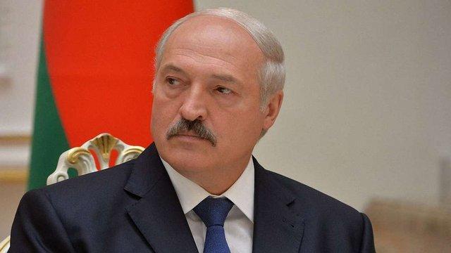 Наприкінці липня президент Білорусі відвідає Україну