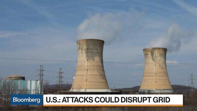 Росію підозрюють в кібератаці на атомну електростанцію у США