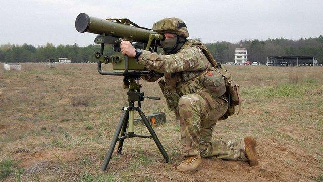 «Укроборонпром» показав відео випробувань українського аналога Javelin