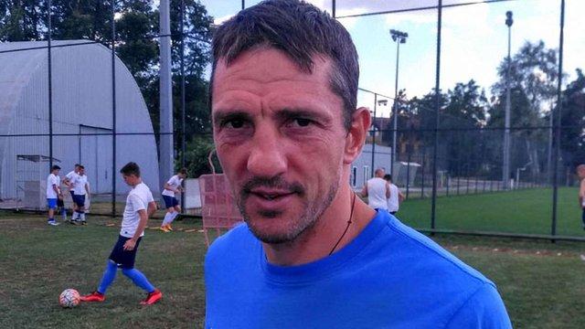 ФК «Дніпро» отримав нового тренера і оновив склад гравців