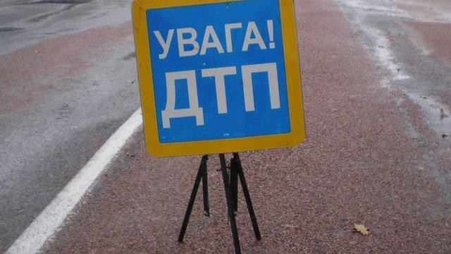 Винуватець ДТП на Самбірщині навмисно в'їхав у потерпілого, коли той телефонував до поліції