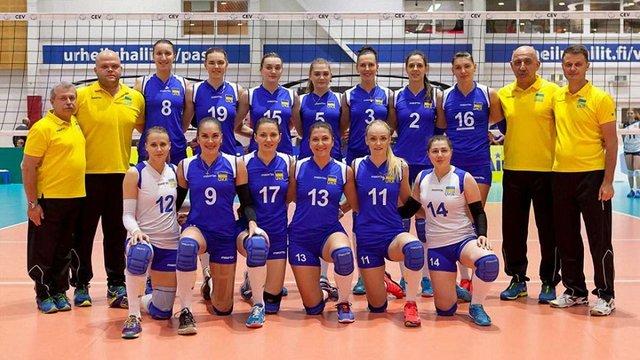 Збірна України з волейболу вперше в історії виграла жіночу Євролігу