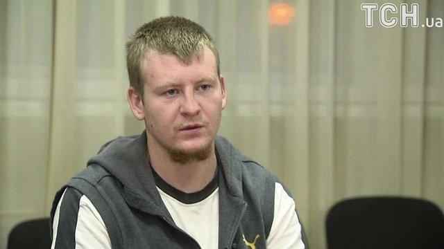 Затриманий на Донбасі військовий Агєєв підтвердив, що служить в армії Росії