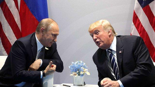 Дональд Трамп не повірив запевненням Путіна щодо невтручання у вибори