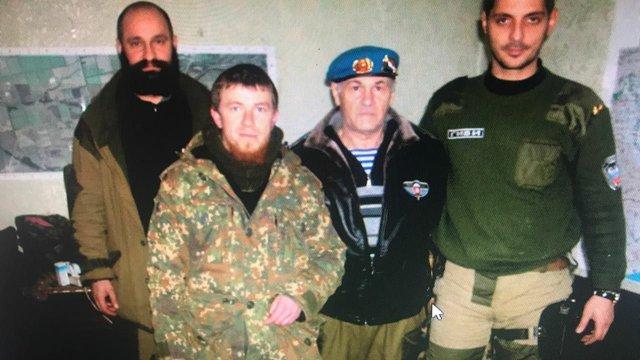 Речник ДПСУ розказав подробиці затримання полковника РФ - друга «Мотороли» і «Гіві»