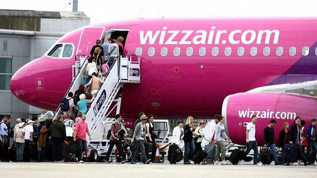 Лоукостер Wizz Air ввів спецтарифи для українських пасажирів скасованих рейсів Ryanair