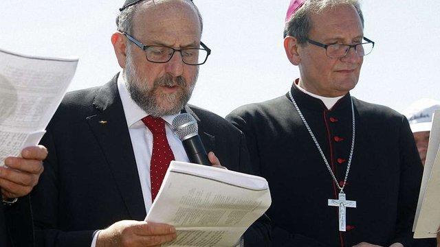 Католицька церква Польщі вперше вибачилась за вбивства євреїв у Єдвабному