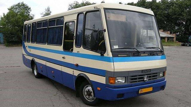 На Турківщині водій та четверо пасажирів  рейсового автобуса отримали термічні опіки