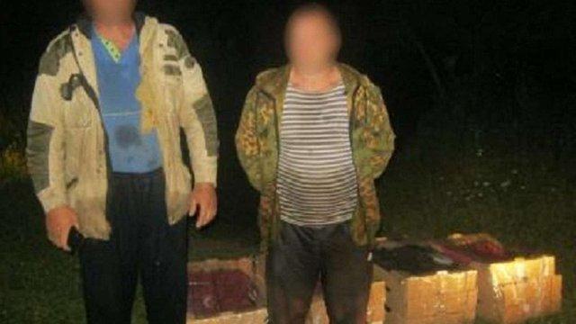 На Сумщині затримали росіян, що намагались пронести через кордон 12 ящиків ягід