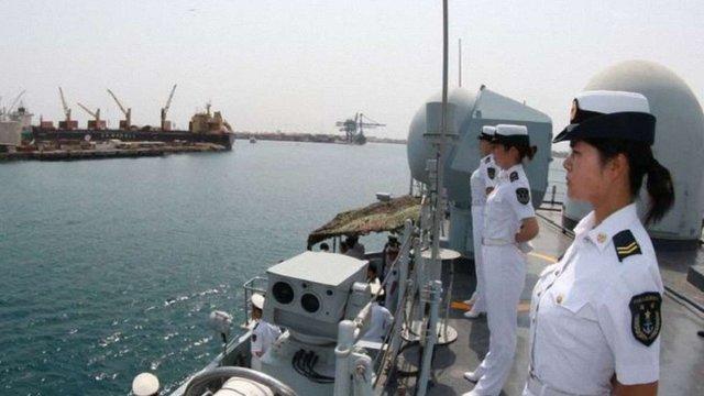 Китай облаштує в Африці свою першу закордонну військову базу