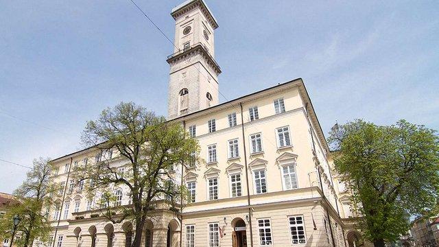 Обшуки СБУ у львівській мерії пов'язані з розслідуванням «Афери століття»