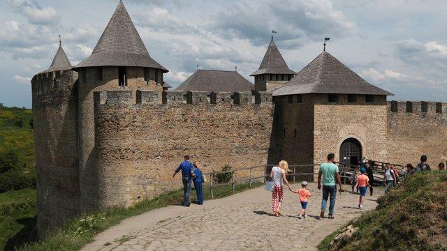 Неприступна фортеця
