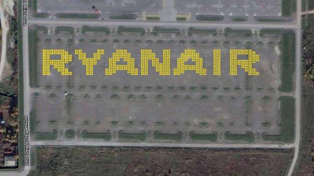 У Львові готують масштабну акцію на підтримку Ryanair
