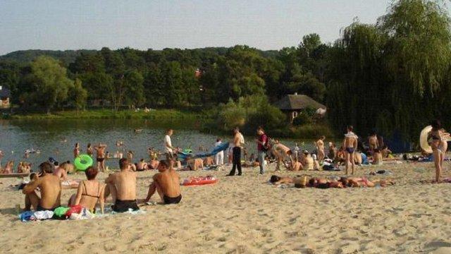 Всі водойми Львова непридатні для купання
