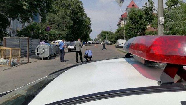 Екс-мер Умані розбила у Черкасах сім машин і збила на смерть молоду жінку
