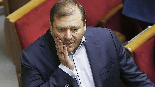 Верховна Рада дала згоду на затримання та арешт Михайла Добкіна
