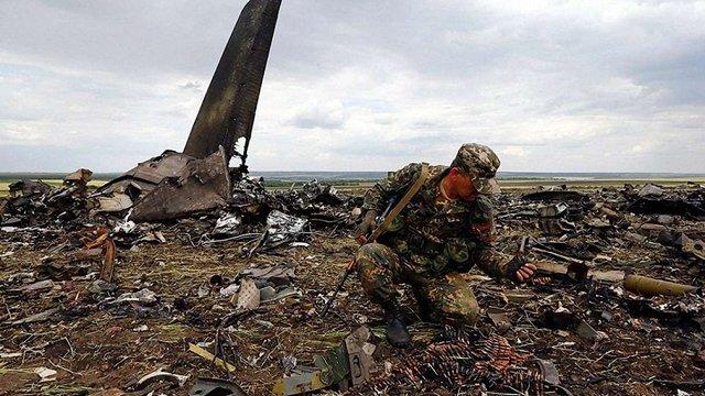 Генпрокуратура закрила справу щодо збитого в Луганську Іл-76