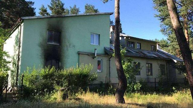 У Брюховичах невідомі намагалися підпалити «монастир» секти догналітів