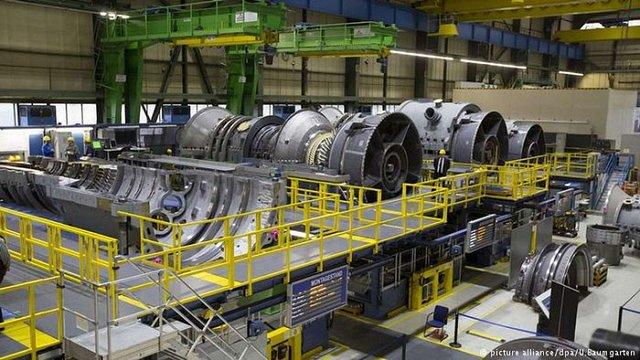 ФСБ затримала голову компанії-постачальника турбін Siemens до Криму за розголошення держтаємниці