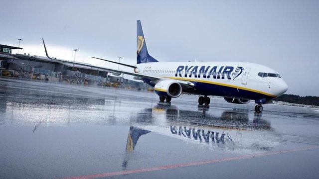 Ryanair почала повертати гроші за квитки на скасовані рейси з України