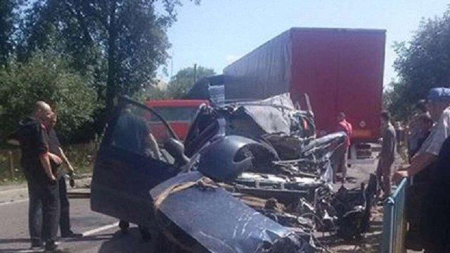 На трасі Львів – Краковець у ДТП загинув громадянин Польщі