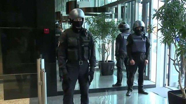 Правоохоронці не допустили втечі в Крим осіб, які обслуговували бізнес екс-міністра Клименка