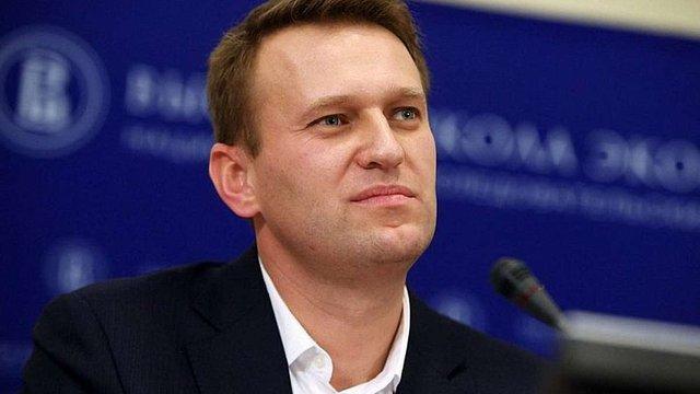 Російський політик Олексій Навальний зробив нову гучну заяву про Крим