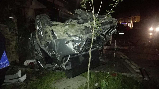 Біля Солотвина у ДТП загинули двоє людей, ще двоє в лікарні