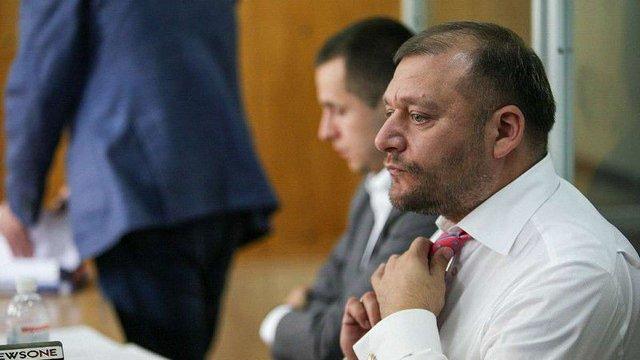 Михайлу Добкіну присудили арешт на два місяці з правом застави у ₴50 млн