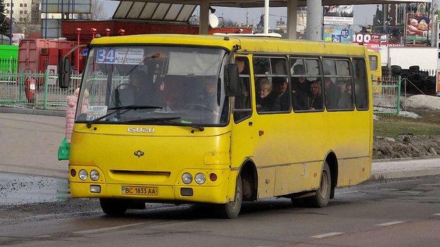 Водій львівської маршрутки відсудив у пасажира ₴10 тис.