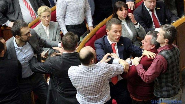 «Комітет виборців України» склав топ-10 прогульників у Верховній Раді