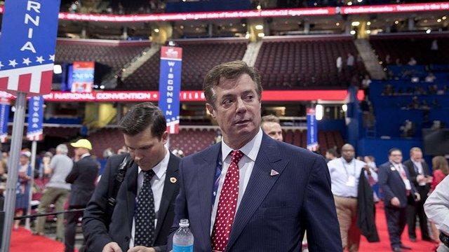 Манафорт отримав від «Партії регіонів» більше, ніж партія офіційно витрачала – NYT