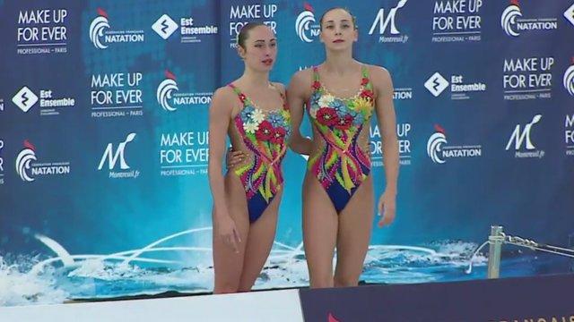 Українські плавчині виграли бронзу на чемпіонаті світу у технічній програмі