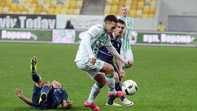 У першій грі нового сезону УПЛ «Карпати» зіграли внічию з «Зіркою»