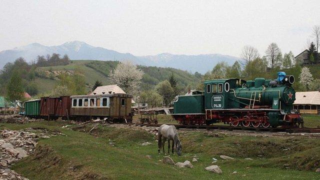 На Закарпатті запустять вузькоколійкою туристичний ретро-поїзд