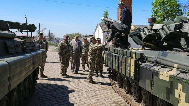 Кабмін схвалив створення Інституту танкових військ у Харкові