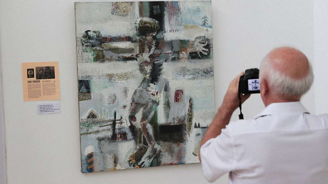 Семеро українських художників представили у Львові мистецький проект про ідентичність