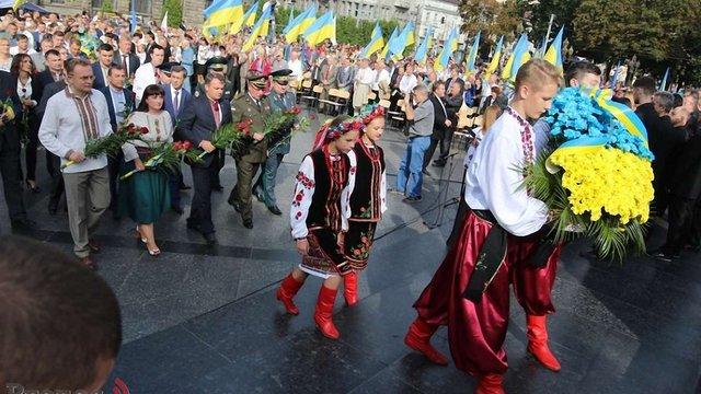 На День незалежності у Львові проведуть телепроект «Українська пісня», - оргкомітет