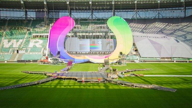 У Вроцлаві стартують Всесвітні ігри-2017