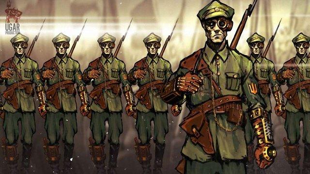 Українське видавництво випустило фентезі-комікс про події Української революції
